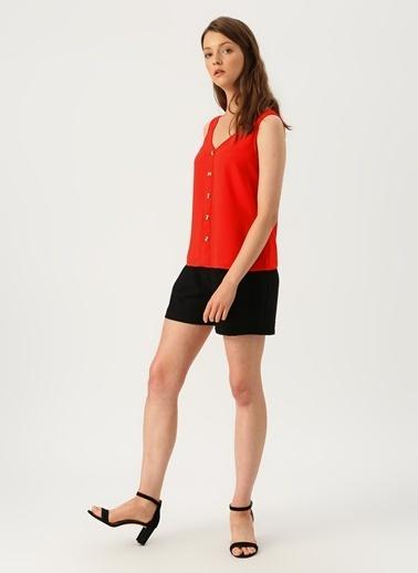 Vero Moda Bluz Kırmızı